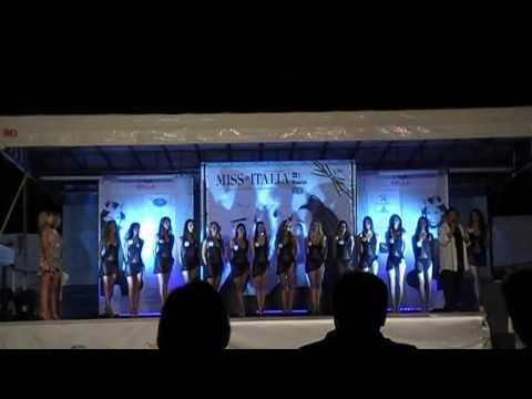 Miss Italia 2011 Selezioni Liguria,Finale Miss Wella Professionals,Ventimiglia,Introduzione