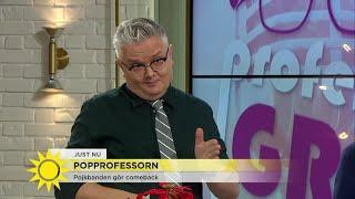 Nu gör pojkbanden comeback – här är pojkbandskandidaterna 2018 - Nyhetsmorgon (TV4)