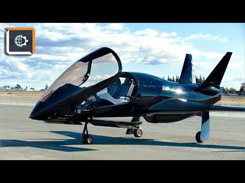 6 НЕВЕРОЯТНЫХ Концептов ВОЗДУШНЫХ СУДОВ. Самолеты Будущего