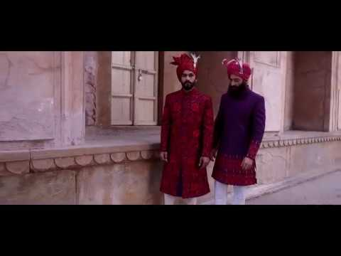 Royal Sherwani for the Royal Wedding: Gargee Designer's