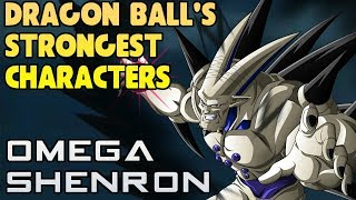 Strongest In Dragon Ball - Omega Shenron