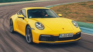 The New Porsche 911 (992) | Chris Harris Drives | Top Gear