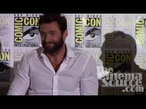 The Wolverine Interview with Hugh Jackman, James Mangold at SDCC 2013