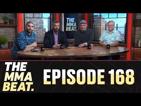 The MMA Beat Live -- November, 2, 2017