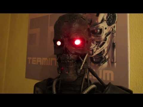 From Legends in 3D collection to the T-600 Life-size Terminator Salvation Bust