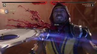 MK11: All Fatal Blows (Every Character) 1080p 60fps