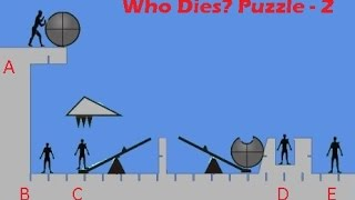 Who Dies? Puzzle - 2