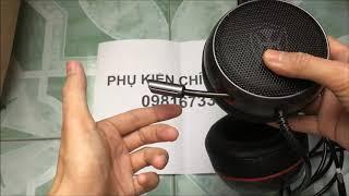 Tai nghe WangMing M03 7.1 USB Có Rung giá 450k hotline 0981673366