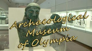 Archaeological Museum of Olympia  - Greece HD Travel Channel