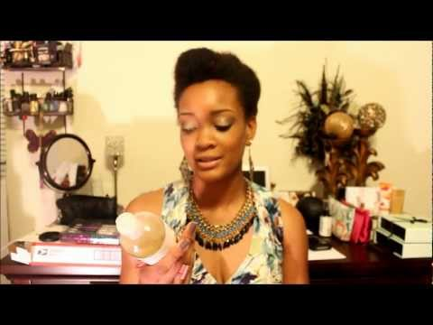 Using Castor Oil on Natural Hair Part 1