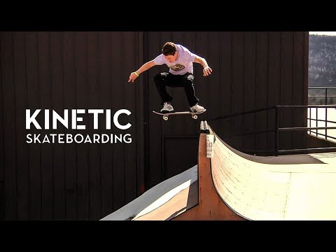 Woodward Shop Sessions: Kinetic Skateshop
