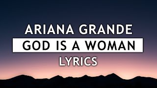 Download Lagu Ariana Grande - God is a woman (Lyrics) Gratis STAFABAND