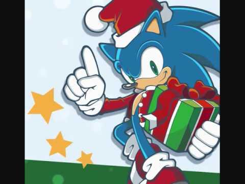 Sonic Diamond in the Sky (Christmas Version)