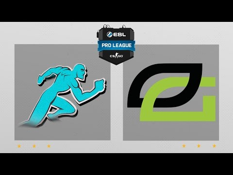 CS:GO - Rush vs. OpTic [Inferno] Map 1 - ESL Pro League Season 5 - NA Matchday 13