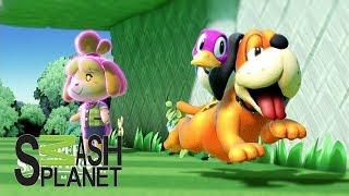 Smash Planet: Isabelle (Animal Planet Parody)