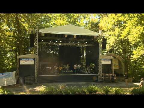 HAM audio Veranstaltungstechnik auf dem KWP open air 2010 in Göttingen