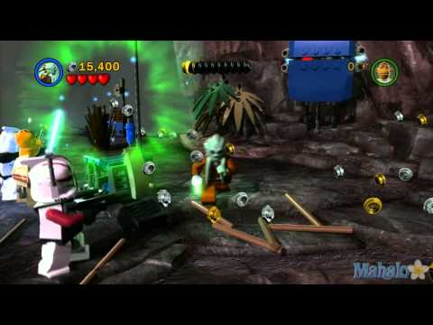 LEGO Star Wars III: The Clone Wars - General Grievous - Chapter 4 - Lair of Grievous - Part 1