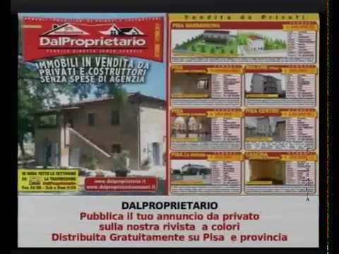 Offerte immobiliari a Pisa da privati e costruttori: comprare casa senza costi di mediazione