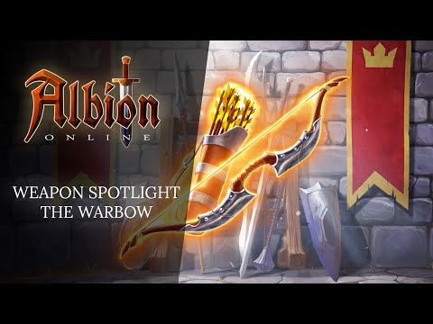 Albion Online | Weapon Spotlight: The Warbow