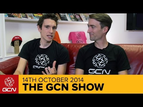 Cyclo Cross, The Final Tour Of Beijing + Automatic Gears?! On A Bike?! - The GCN Show Ep. 93