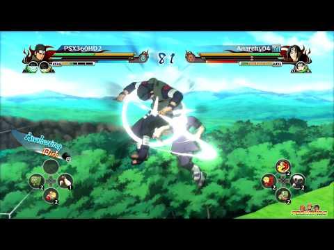 Naruto Shippuden Ultimate Ninja Storm Revolution - Anarchy04 Vs Ps360hd2 video