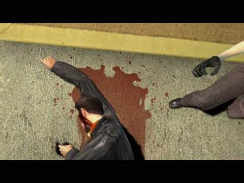 Max Payne 2 Walkthrough Part 19- Saving Max