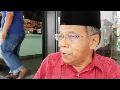 Wawancara karo Pak Kasmuri, wong Jawa ing Malaysia.