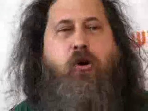 Richard Stallman - Free Software Briefing WSIS-2005 part 1/2