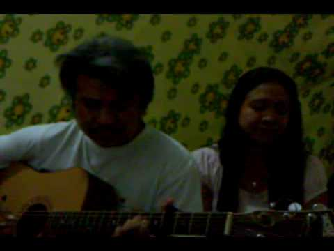 at tayoy dahon by asin cover by my uncle & me!