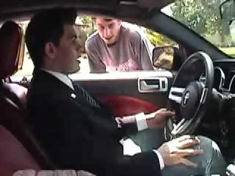 Dashers Insurance Crash Comedy