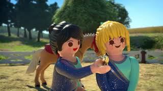 PLAYMOBIL Reiterhof - Der Film Anna und Pferd Jumper