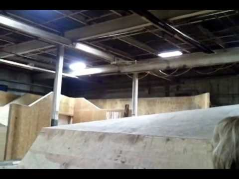 Wheel Mill Bmx Park Wheel Mill Indoor Bike Park