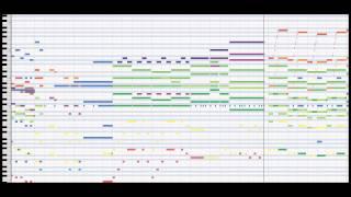 【MIDI】FF4『ゴルベーザ四天王とのバトル』(オーケストラアレンジ)