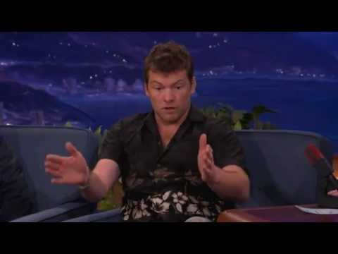Sam Worthington -Man on a Ledge star - Is SCARED OF HEIGHTS