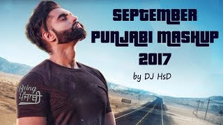 download lagu Punjabi Mashup September 2017  Dj Hsd  Latest gratis