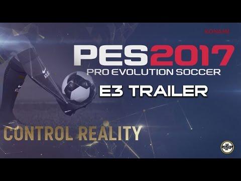 PES 2017 Teaser Trailer - E3 2016