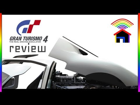 Gran Turismo 4 review - ColourShed (Re-upload)