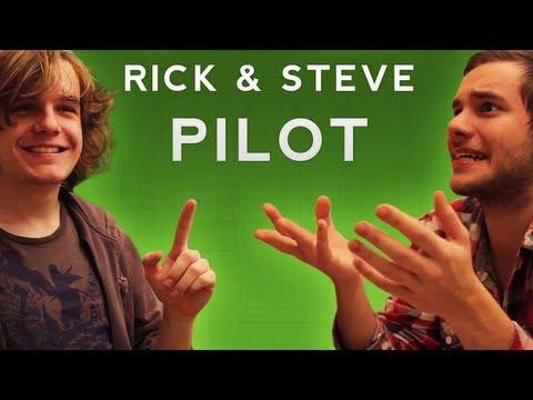Pilot - Rick & Steve #0