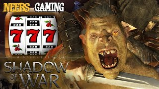 SHADOW OF LOOT BOXES (Middle Earth: Shadow of War Review)