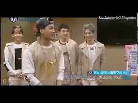 #got7 || Jackson Dancing To Snsd's Kissing You video