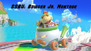 Heir to the Throne - A Bowser Jr. Montage (Super Smash Bros. Ultimate)