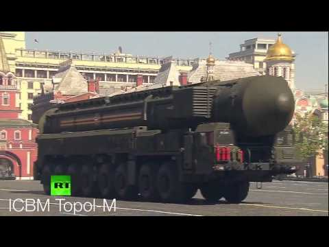 HELL MARCH Russia's Military Parade 2014  Victory Day