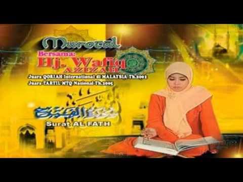 Quran- Al Fath - سُوۡرَةُ الفَتْح  [murotal 48] video