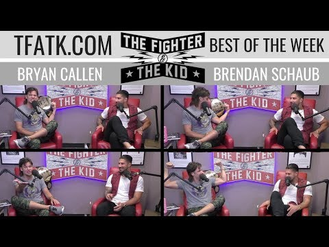 The Fighter and The Kid - Best of the Week: 9.23.2018 Edition