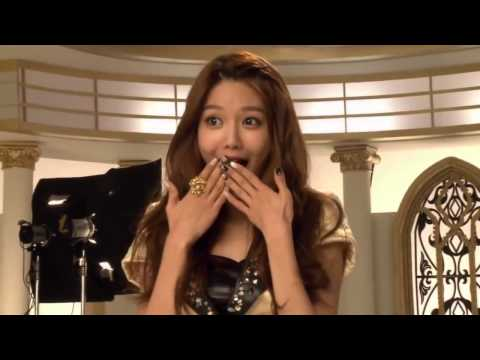 「SNSD For 'My Oh My' Japan Single」: Making Film (HD)