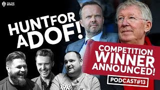 Man Utd Director of Football Talk! Howson's Got The Scoop! | Full Time Devils Podcast #13