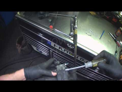 Audi C5: A6 ATQ V6 Secondary Air Pump: Part 2 Rivet Repair
