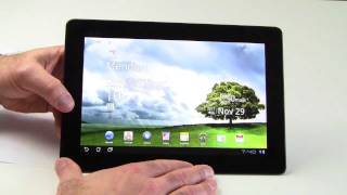 Asus Eee Pad Transformer Prime Tablet Preview - HotHardware