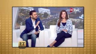 ET بالعربي – شيرين تجبر على الاعتذار من عمرو دياب