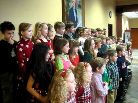 MVI 2542 Episcopal School of Knoxville Christmas Program